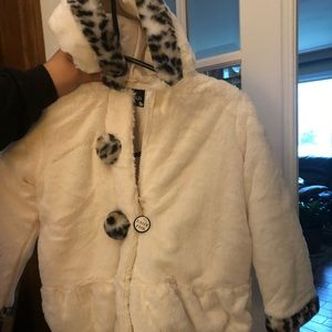 Rothschild girls 6 coat new with tags